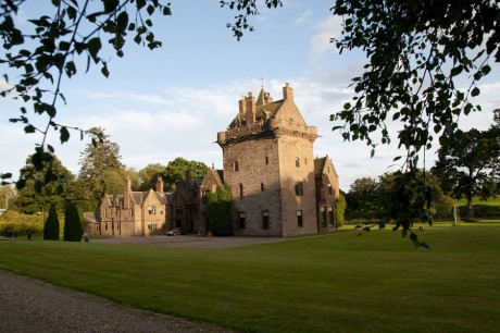 Guthrie Castle